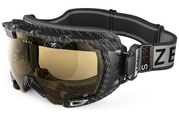 GPS Skiing Goggles... $419.95  http://www.waycoolgadgets.com/gps-ski-goggles/  #ski #skiing #goggles