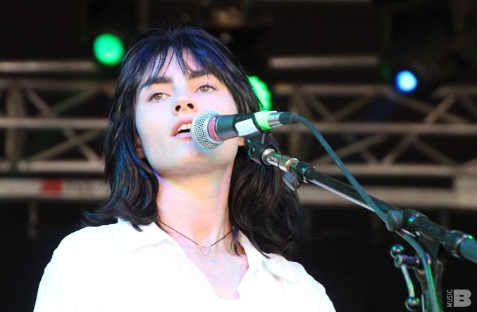 The Preatures @ Bonnaroo 2014, Manchester, TN