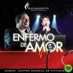 Enfermo De Amor, an album by Iglesia Centro Mundial De Avivamiento on Spotify