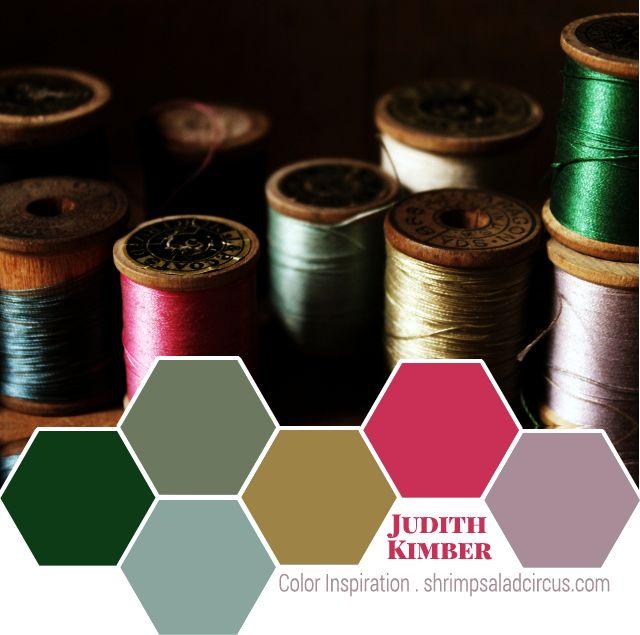 81 best color palettes images on pinterest paint colors - Jewel tones color wheel ...