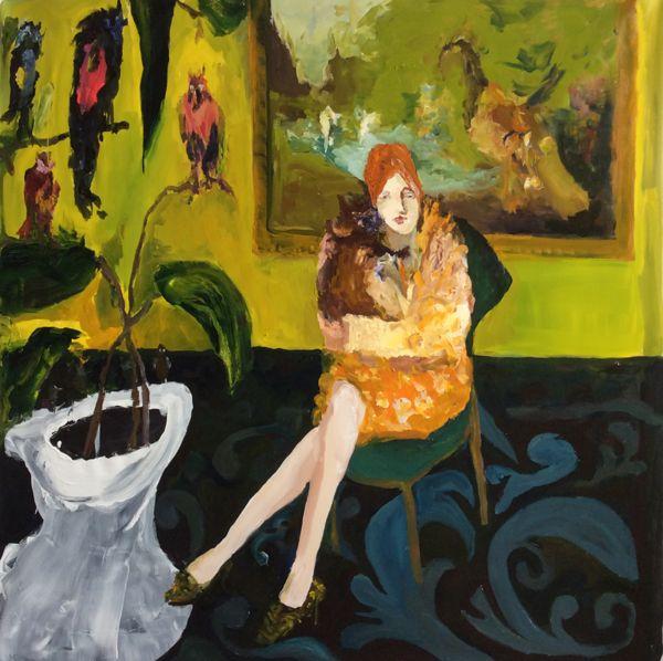... Bradley Wood   artsy forager #art #artists #paintings ...