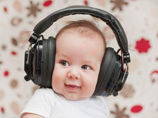 ¿Cuál es la música que le alegra el alma a un crío?