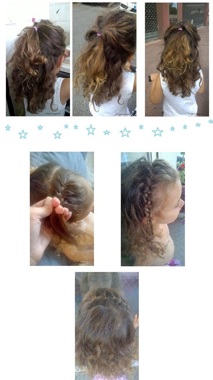 DIY for U , by Ale des coiffures faciles pour enfants, idéales pour l