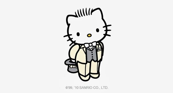 Hello Kitty Dear Daniel Coloring Pages : Best images about hello kitty on pinterest coloring