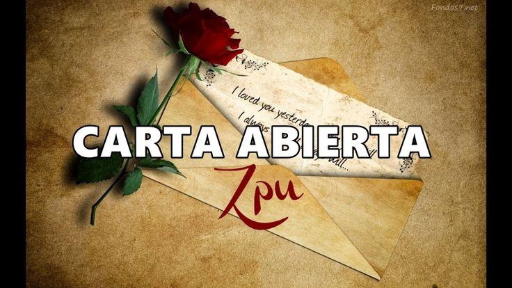 ZPU || Carta Abierta