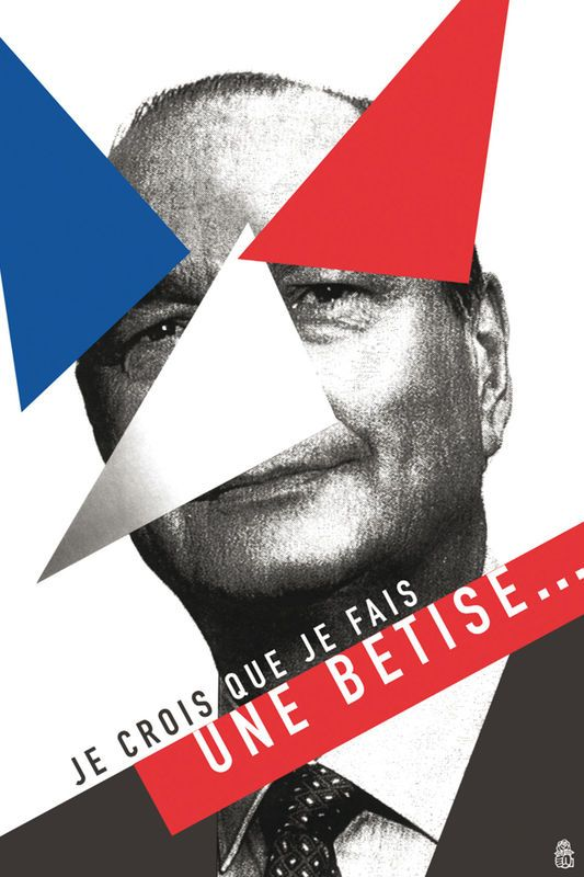 """Jacques Chirac: """"I think I'm doing something wrong"""" 