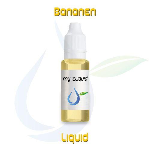 Banane Liquid | My-eLiquid E-Zigaretten Shop | München Sendling