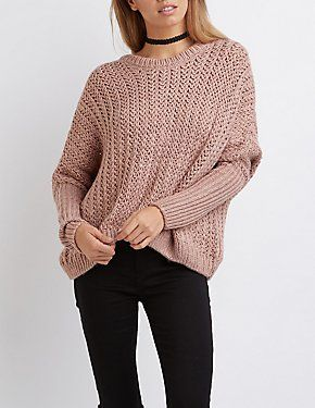 Women's Tops: Shirts, Sweaters & Jackets | Charlotte Russe