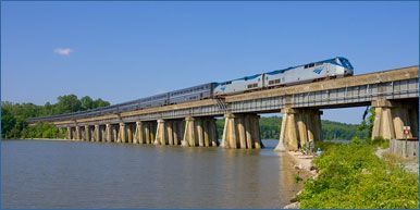 Auto Train Transports You and Your Car - Lorton, VA - Sanford, FL | Amtrak  ???Say What???