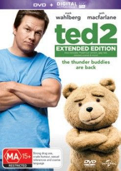 NEW Ted 2 DVD