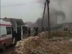 El Bab'ın doğusunda patlama: 12 ölü, 30 yaralı
