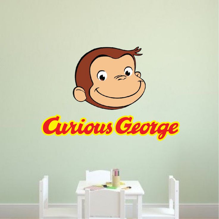 25 best ideas about monkey room on pinterest monkey for Curious george mural