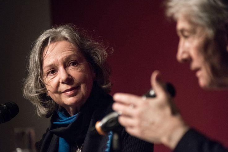 »Spiel der Zeit« (Deutsche Verlags Anstalt):   Ulla Hahn im Gespräch mit Reinhard G. Wittmann (23.10.2014) © Christian P Schmieder