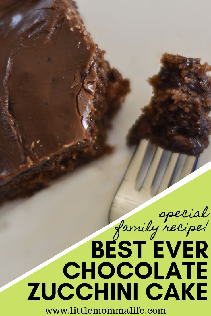 The Best Chocolate Zucchini Cake Ever Little Momma Life Recipe Chocolate Zucchini Cake Chocolate Zucchini Cake Recipe Zucchini Desserts