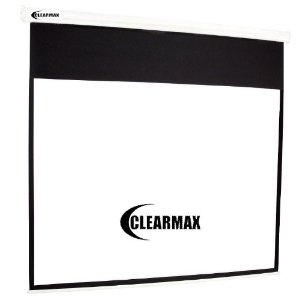 ClearMax TM 4:3/100-Inch Remote Control Electric Projector Screen, 110v Voltage Plug and Play   http://www.60inchledtv.info/tvs-audio-video/projection-screens/clearmax-tm-43100inch-remote-control-electric-projector-screen-110v-voltage-plug-and-play-com/