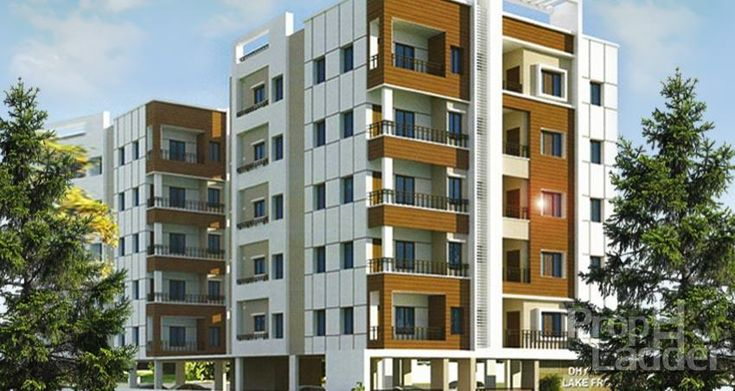 At Dhyanish Lake front, you have a thousand reasons to smile for; you are right next to everything that you want.It has a thoughtful design and is well equipped with all the modern day amenities as well as basic facilities. It offers 2BHK,3BHK apartments. Round the clock security facility is also available.