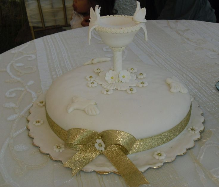 Tortas para bautismo decoradas y mesa dulce pelautscom - Hacer mesa dulce bautizo ...