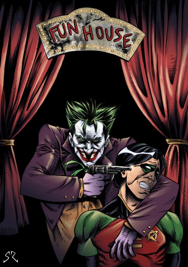 Joker's Fun House by Sedah-Senrot
