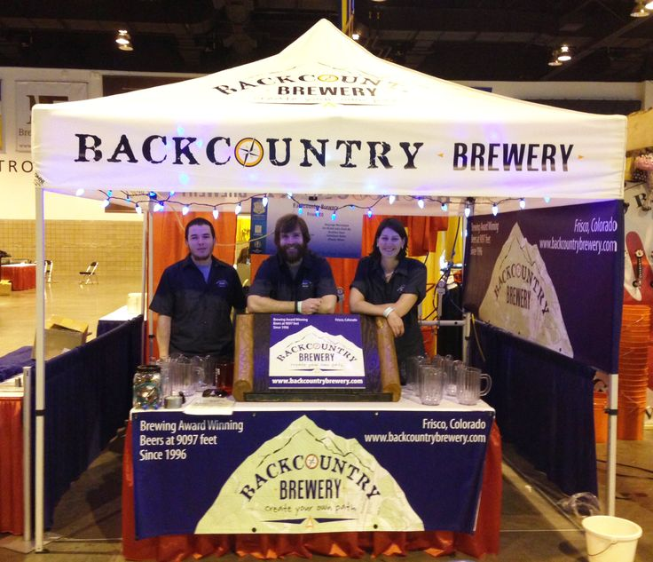 Backcountry Brewery – Frisco, CO