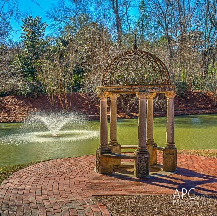 Hopelands Garden Aiken, SC Pinterest