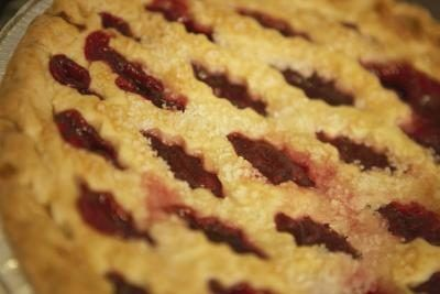 Healthy Pie Crusts With Garbanzo Bean Flour