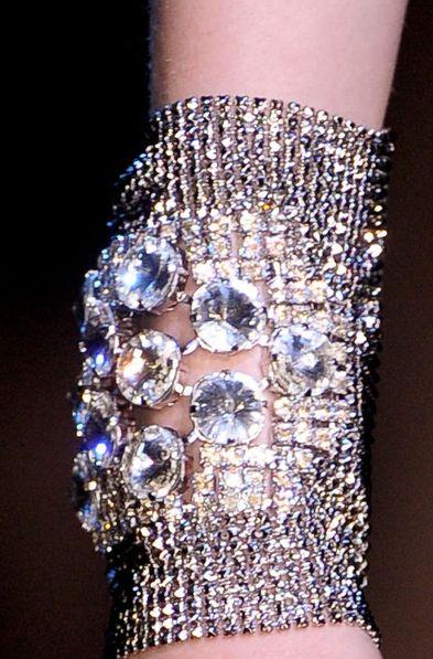 Bracelet        Armani Prive Fall 2012