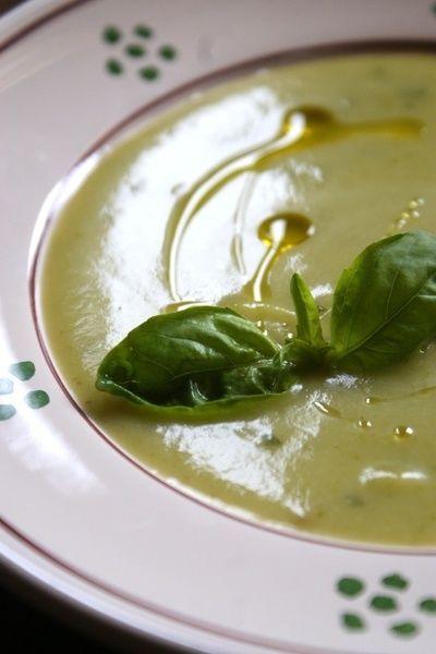 ズッキーニとバジルの素敵スープ♪ by shinomaiさん | レシピブログ ...