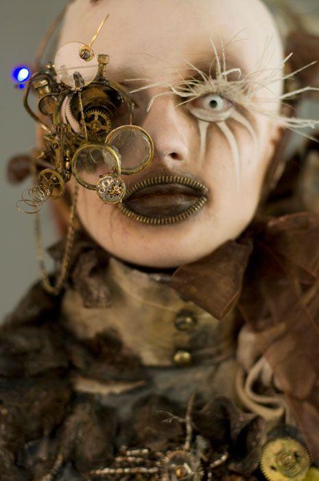 Praca: Edyta Truszewska #FXmakeup #FX #makeup
