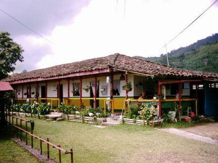 Finca típica de Pereira
