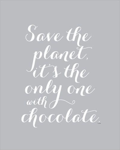 #quote #chocolate