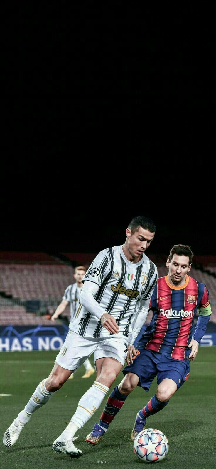C Ronaldo L Messi Together In 2021 Messi Vs Ronaldo Messi And Ronaldo Cristiano Ronaldo And Messi