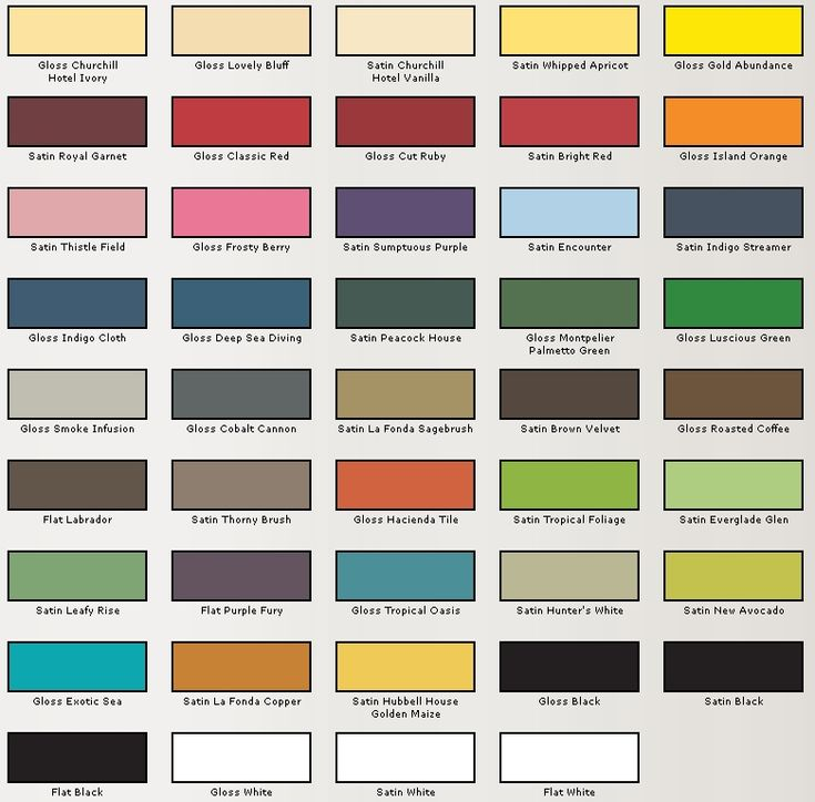 Valspar Spray Paint Colors Paint Colors Pinterest