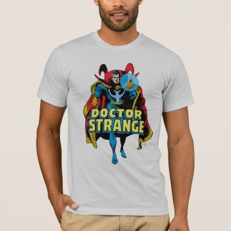 Doctor Strange Powers T-Shirt - click/tap to personalize and buy
