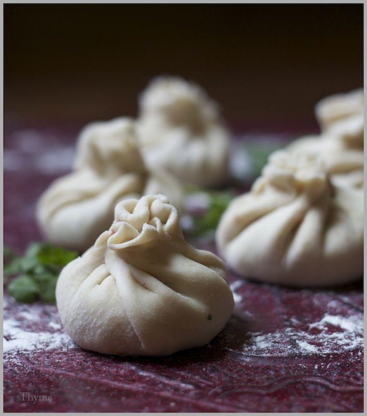 Georgian Dumplings - khingali