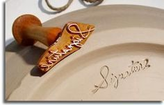 Instructions and Tips to making a great ceramic stamp