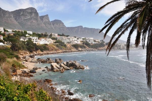 Las playas de Camps Bay, a un paso de Ciudad del Cabo