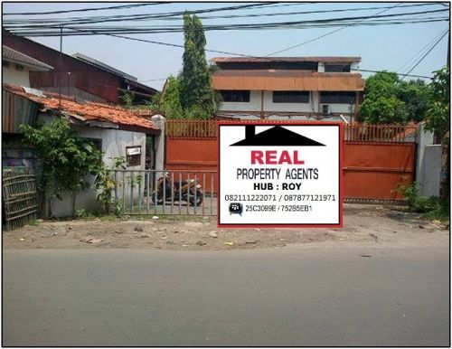 GUDANG TIPAR CAKUNG 6.400 M2 STRATEGIS DKT BEKASI RAYA / PINTU TOL CAKUNG Jalan Tipar Cakung, Sukapura Kelapa Gading » Jakarta Utara » DKI Jakarta