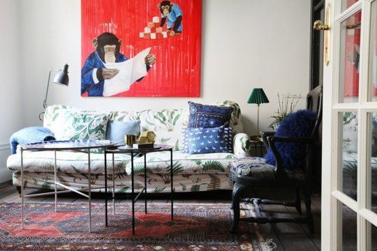 Find Your Inner Design Daredevil: Beautiful Rooms that Fearlessly Play with Pattern