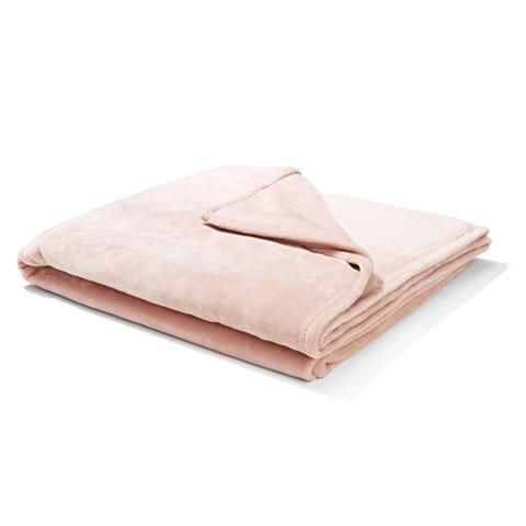 Soft Touch Blanket - Queen Bed, Musk