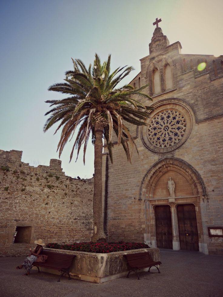 Alcudia, Mallorca #spain #travel