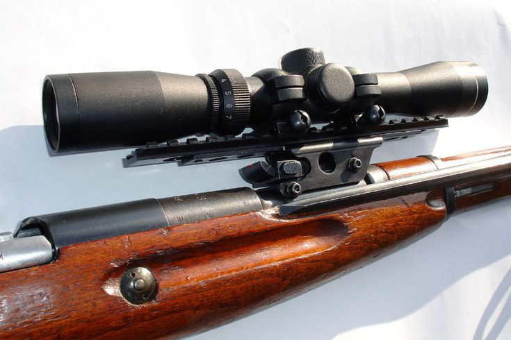 Mosin Nagant M38 M44 T53 Scout Scope Mount ONLY