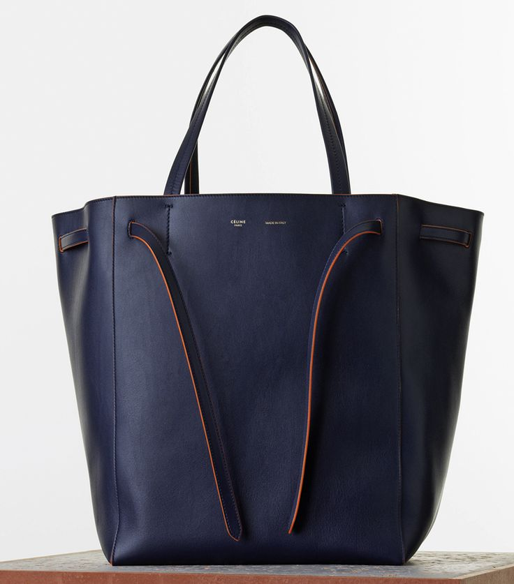 C¨¦line Phantom Cabas Tote in Smooth Calfskin $1,900 | Fashion ...