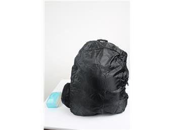 Ihopvikbar reseryggsäck, foldable backpackpack www.simplet.se säljer din resväska åt dig på nätet!