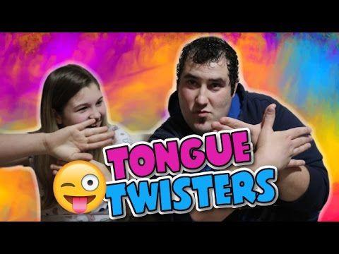 Tongue Twister Challenge ~ Did we do it?   JorjaBriteny Ep88