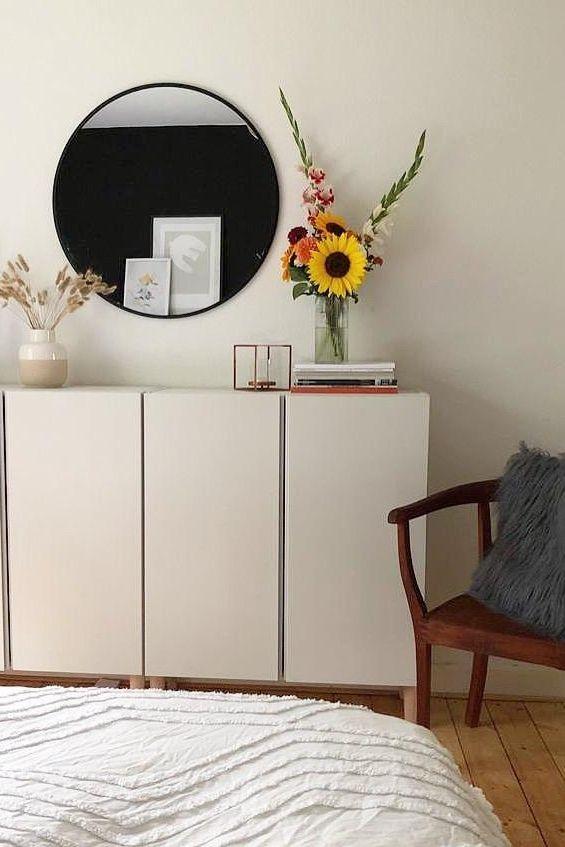 Wanderblumen Ikeaivar Ikeahack Bedroom Schlafzim Inneneinrichtung Ikea Ikea Ivar