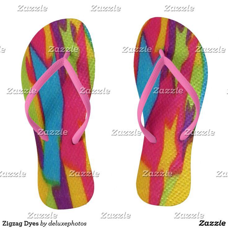 Zigzag Dyes