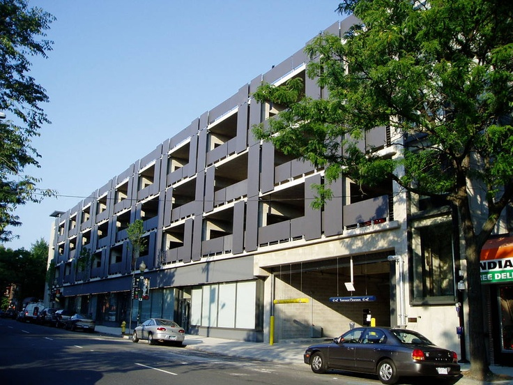 32 Best Images About Architecture: Parking Garages On