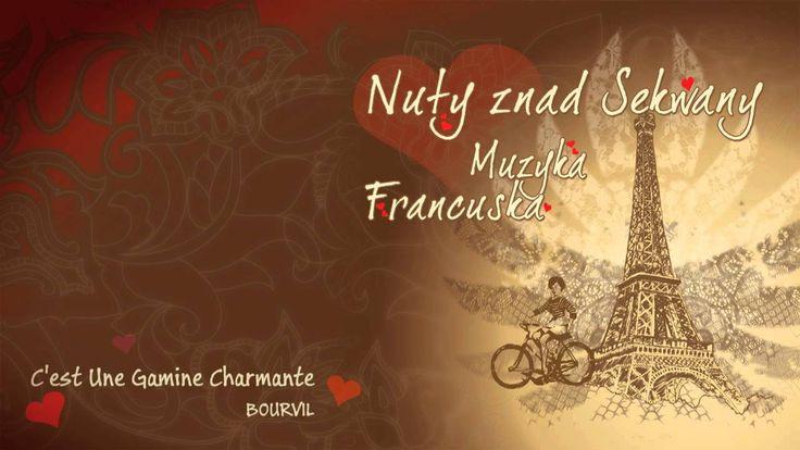 BOURVIL - C'est Une Gamine Charmante - Chansons Françaises + Lyrics