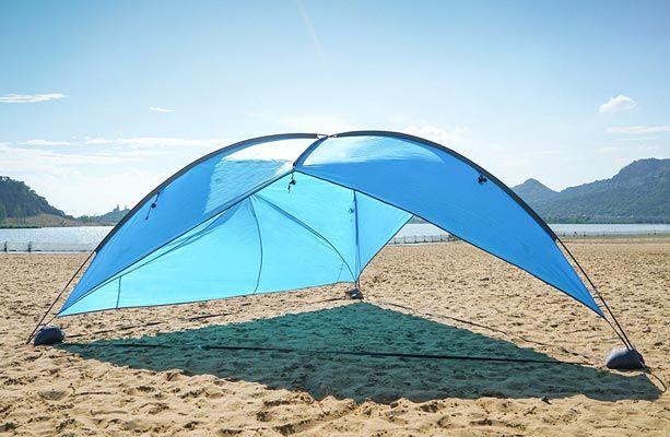Top 9 Best Outdoor Beach Tents In 2020 9topbest Com Beach Tent Canopy Tent Sand Bag