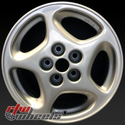 "Nissan 300zx For Sale >> 16"" Nissan 300ZX wheels for sale 1990-1996 Silver rims 62260 